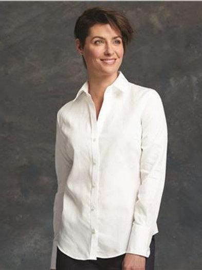 Calvin Klein - Women's Pure Finish Cotton Shirt - 13CK028