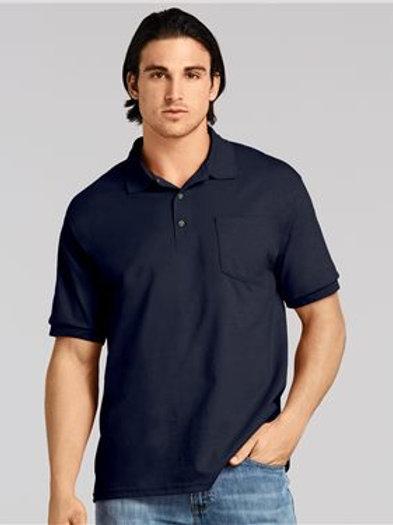 Gildan - DryBlend® Jersey Pocket Sport Shirt - 8900