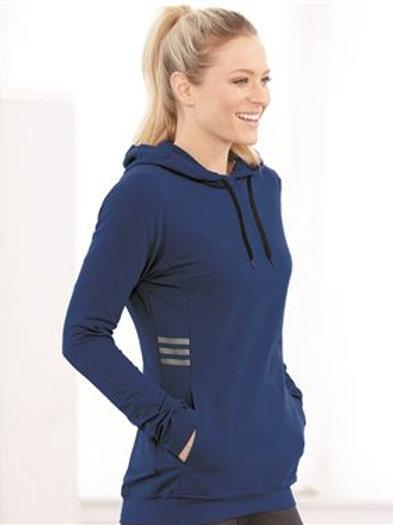 Adidas - Women's Lightweight Hooded Sweatshirt - A451