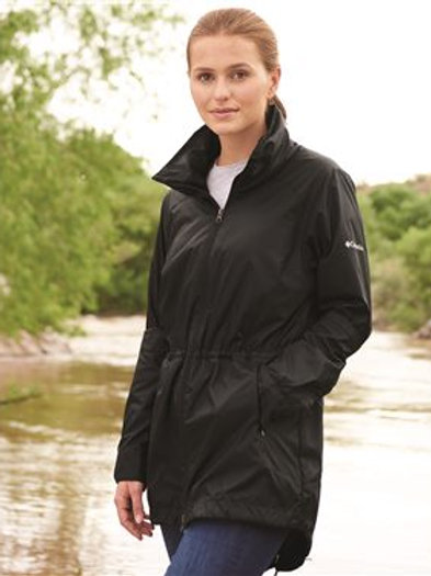 Columbia - Women's Sustina Springs™ Long Lined Windbreaker - 183975