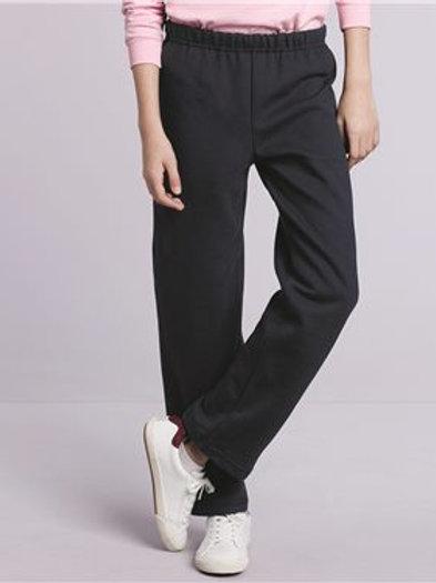 Gildan - Heavy Blend™ Youth Open-Bottom Sweatpants - 18400B