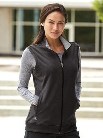 Adidas - Women's Full-Zip Club Vest - A272