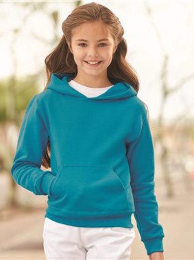 JERZEES - NuBlend® Youth Hooded Sweatshirt - 996YR