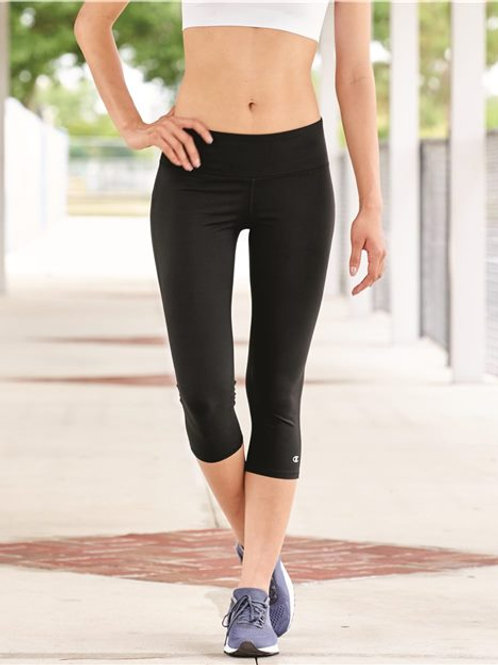 Champion - Women's Everyday Performance Capri Leggings - B960