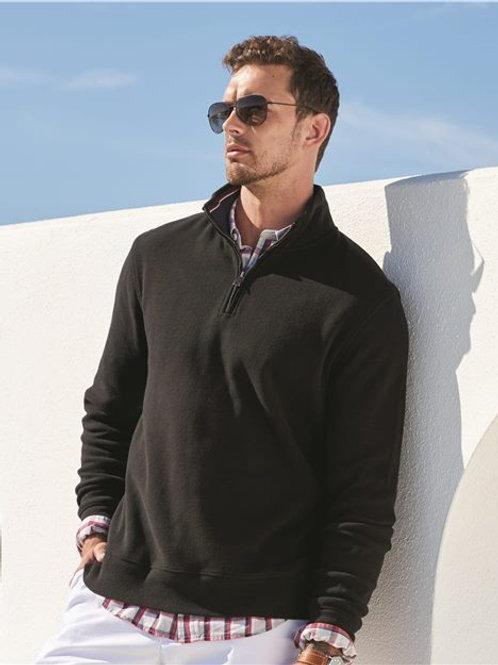 Tommy Hilfiger - Quarter-Zip Pullover Sweatshirt - 13H1858
