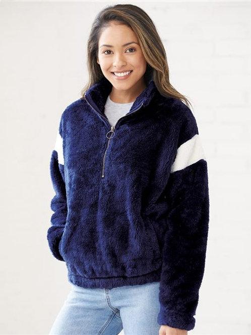 Boxercraft - Women's Remy Fuzzy Fleece Pullover - FZ04
