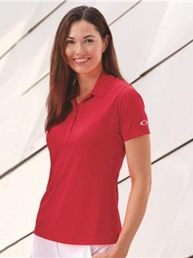 Oakley - Women's Performance Sport Shirt Set-In Sleeves - 532326ODM