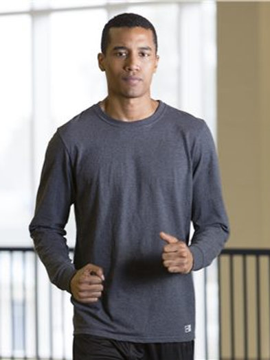 Russell Athletic - Essential Long Sleeve 60/40 Performance Tee - 64LTTM