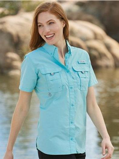 Columbia - Women's PFG Bahama™ Short Sleeve Shirt - 139655