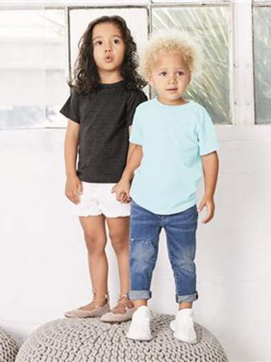 BELLA + CANVAS - Toddler Triblend Tee - 3413T