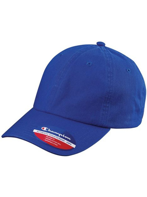 Champion - Washed Twill Dad's Cap - CS4000