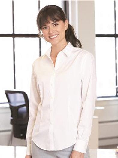 Van Heusen - Women's Flex 3 Shirt With Four-Way Stretch - 13V0462