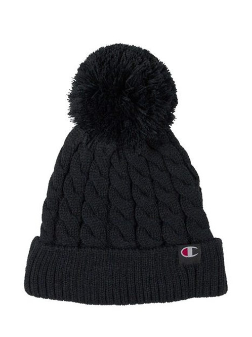 Champion - Limited Edition Cable Pom Beanie - CH2081