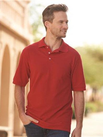 JERZEES - 100% Ringspun Cotton Pique Sport Shirt - 443M