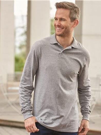 JERZEES - SpotShield™ 50/50 Long Sleeve Sport Shirt - 437MLR