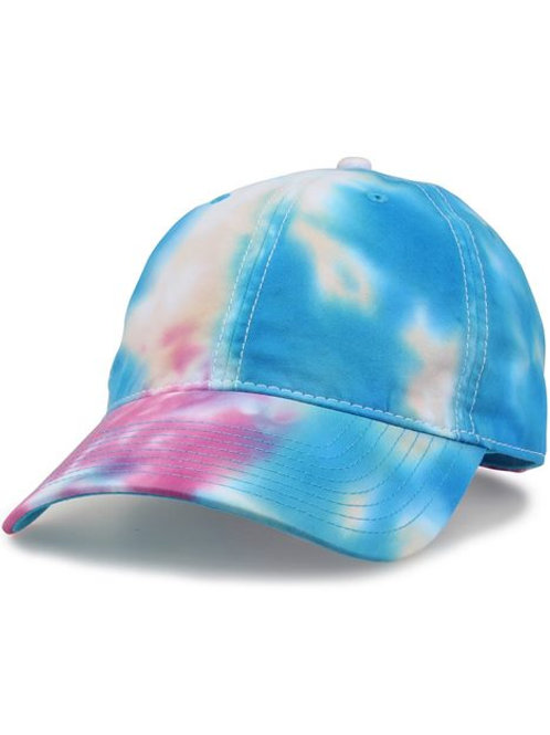 The Game - Asbury Tie-Dyed Twill Cap - GB482