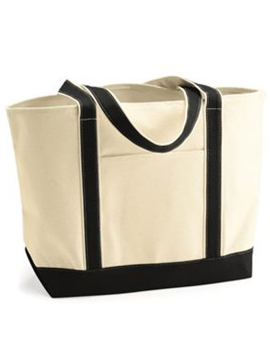 Liberty Bags - 16 Ounce Cotton Canvas Tote - 8872