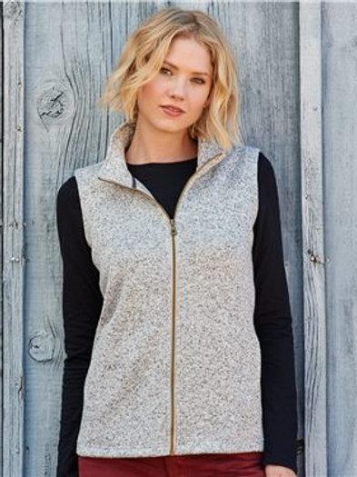 Weatherproof - Women's Vintage Sweaterfleece Vest - W2030117