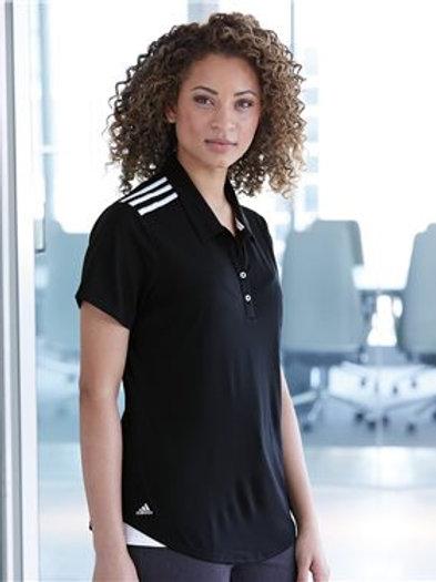 Adidas - Women's 3-Stripes Shoulder Sport Shirt - A235