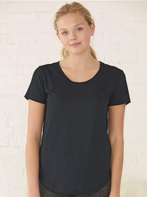 Boxercraft - Women's At Ease Scoop Neck T-Shirt - T61