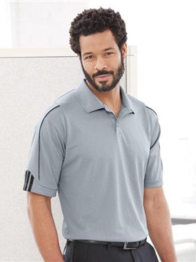 Adidas - Climalite 3-Stripes Cuff Sport Shirt - A76