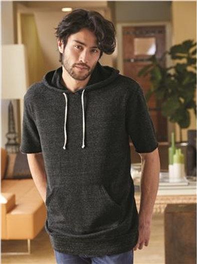 Alternative - Eco-Fleece Baller Short Sleeve Hoodie - 3501