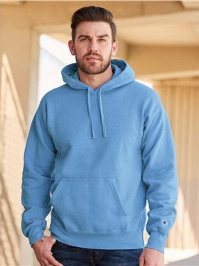 Champion - Garment Dyed Hooded Sweatshirt - CD450