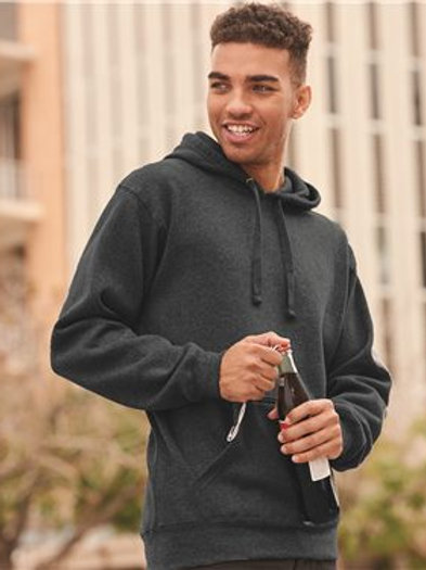 J. America - Tailgate Hooded Sweatshirt - 8815