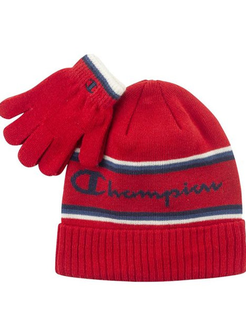 Champion - Limited Edition Youth Script Winter Set - CM50290
