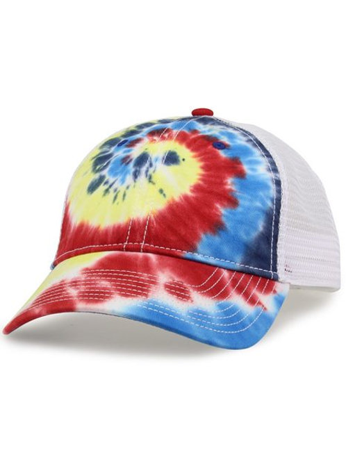 The Game - Lido Tie-Dyed Trucker Cap - GB470