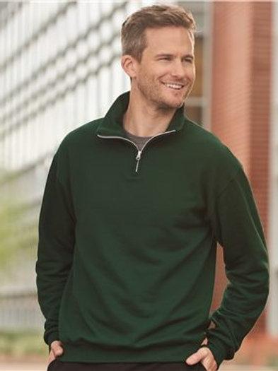 Jerzees - Nublend® Quarter-Zip Cadet Collar Sweatshirt - 995MR