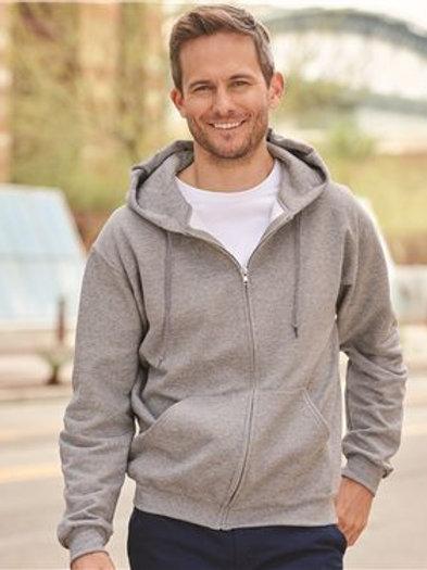 JERZEES - Super Sweats NuBlend® Full-Zip Hooded Sweatshirt - 4999MR