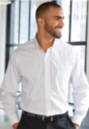 Van Heusen - Pinpoint Oxford Shirt - 13V0067