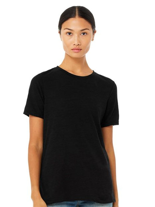 BELLA + CANVAS - Women's Relaxed Fit Vintage Slub Tee - 6416