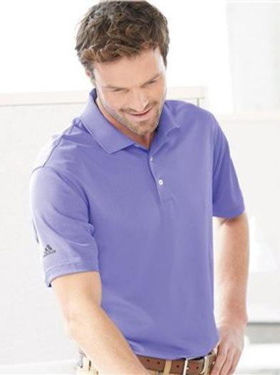 Adidas -ClimaLite® Basic Sport Shirt - A130 Navy/White-Zone/Black