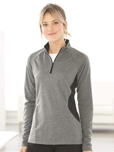 Adidas - Women's Lightweight Quarter-Zip Pullover - A281