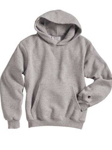 Champion - Double Dry Eco® Youth Hooded Sweatshirt - S790