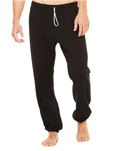 BELLA + CANVAS - Unisex Sponge Fleece Long Scrunch Pants - 3737