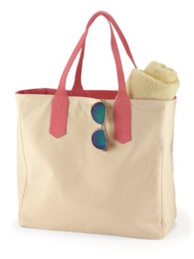 Brookson Bay - 24L Reversible Solid Tote - BB500