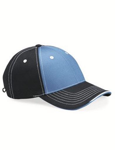 Sportsman - Tri-Color Cap - 9500