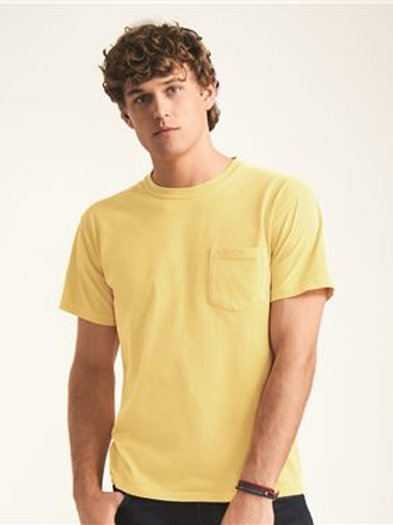 Comfort Colors - Garment-Dyed Heavyweight Pocket T-Shirt - 6030