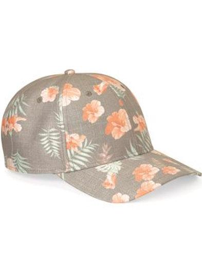 Sportsman - Tropical Print Cap - SP820
