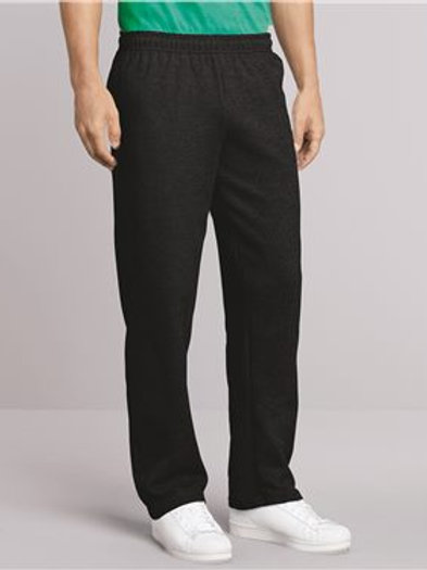 Gildan - Heavy Blend™ Open-Bottom Sweatpants with Pockets - 18300