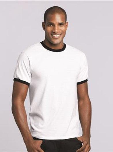 Gildan - DryBlend® Ringer T-Shirt - 8600