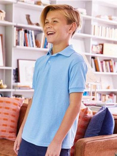 Hanes - Youth Ecosmart® Jersey Sport Shirt - 054Y