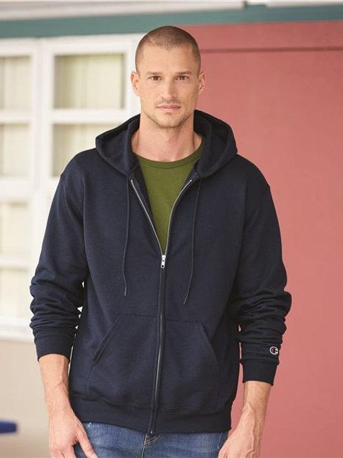 Champion - Double Dry Eco® Full-Zip Hooded Sweatshirt - S800