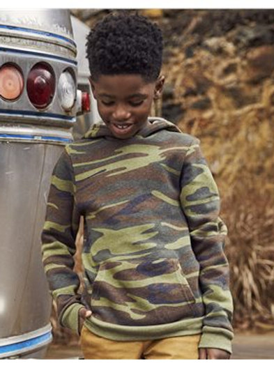 Alternative - Youth Challenger Hooded Sweatshirt - K9595