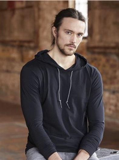 Anvil - Lightweight Hooded Long Sleeve T-Shirt - 987