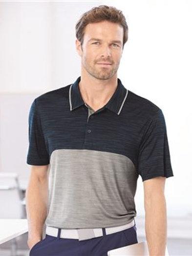 Adidas - Colorblocked Melange Sport Shirt - A404