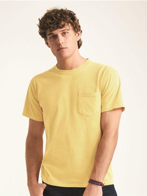 Comfort Colors - Garment-Dyed Heavyweight Pocket T-Shirt - 6030